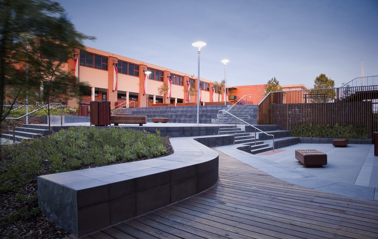 Salesian College - MDG Landscape Architects